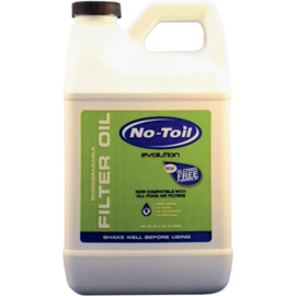 No Toil Evolution bio luchtfilter olie 1,9 liter