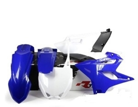 Rtech plastic kit OEM voor de YZ 85 2015-2018