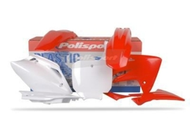Polisport plastic kit voor de CRF 150R 2007-2016 kleur OEM
