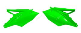 Rtech zijpanelen Fluor Groen Kawasaki KX 250F 2017-2018 & KX 450F 2016-2018