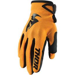 Thor MX handschoenen Sector Oranje