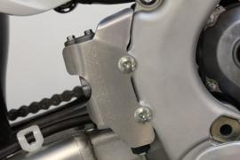 Works Connection achterrem pomp beschermer voor de Honda CRF 250R 2014-2019 & CRF 450R 2013-2019
