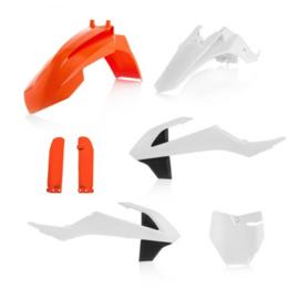 Acerbis plastic kit + voorvork beschermers ( in 8 kleuren ) voor de KTM SX 65 2016-2019
