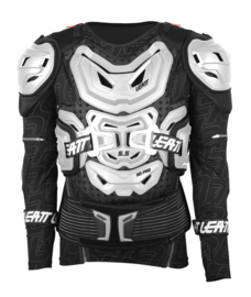 Leatt Body Protector 5.5 wit/zwart