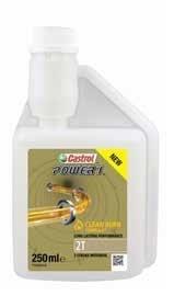 Castrol motorolie Power 1 Racing 2T 250 ml