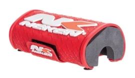 Neken stuurbeschermer Enduro oversized (28.6mm) rood