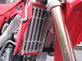 AXP Radiator beschermers voor de Honda CRF 250R 2010-2012