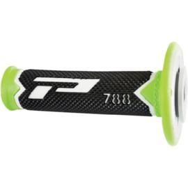 Pro Grip 788 handvaten Tri-Compound grijs / groen / zwart