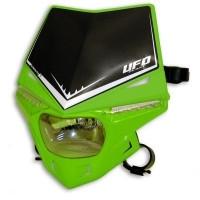 UFO Stealth koplamp kit KX groen
