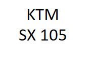 KTM SX 105
