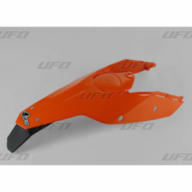 UFO Enduro achterspatbord met LED licht KTM SX 125/144/150/250/450 2007-2010 & SX-F 250/450/505 2007-2010 & EXC 125/250/300/380/450/530 2008-2011