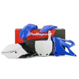 Polisport plastic kit kleur OEM voor de YZ 85 2015-2018