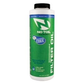 No Toil Evolution Bio luchtfilter olie 473 ml