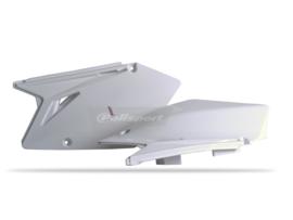 Polisport zijpanelen wit voor de RM-Z 450 2007
