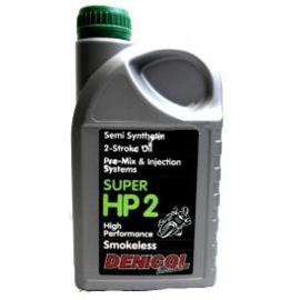 Denicol Super HP2 2-Takt olie voor Injectie motoren mengsmering 1 liter