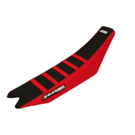 Blackbird Zebra zadelovertrek rood/zwart Beta RR 250/300/350/390/430/450/480 2013-2018