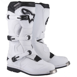 Alpinestars laarzen Tech 1 wit
