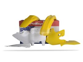 Polisport plastic kit OEM voor de RM 125/250 1999-2000