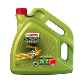 Castrol Power 1 volledig synthetische 10W-50 4 takt olie 4 liter