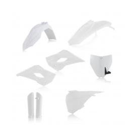 Acerbis plastic kit wit voor de Husqvarna TC 85 2018-2019