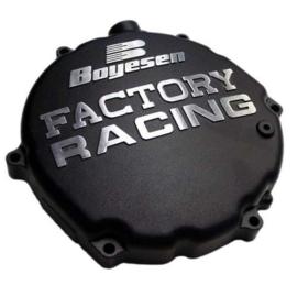 Boyesen Factory Racing koppelingsdeksel Zwart Kawasaki KX 250 2005-2007