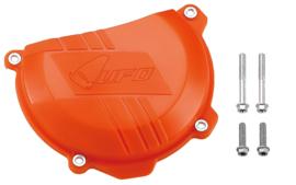UFO koppelingsdeksel bescherming oranje voor de KTM SX-F 250/350 2013-2015 & EXC-F 250/350 2012-2016