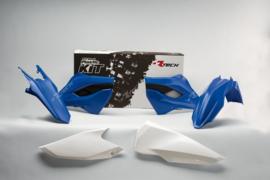 Racetech plastic kit voor Husaberg TE/FE 125/250/300/350/450/501 2013-2014