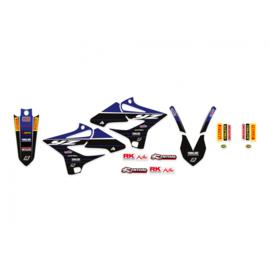 Blackbird Replica Yamaha Racing 20/21 sticker set Yamaha YZ 125/250 2015-2021