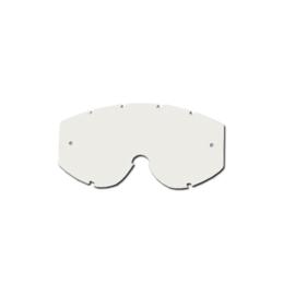 Pro Grip lens clear voor progrip brillen zonder roll off voor Progrip 3200/3201/3204/3301/3400/3404/3450