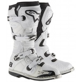 Alpinestars laarzen Tech 8 RS wit