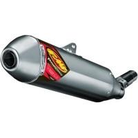 FMF Powercore 4 HEX slip-on uitlaatdemper voor de KTM SX-F 250/350/450 2016-2018 & EXC-F 250/350/450/500 2017-2018 & Husqvarna FC 250/350/450 2016-2018 & FE 250/350/450/501 2017-2018