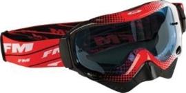 FM muddy crossbril rood