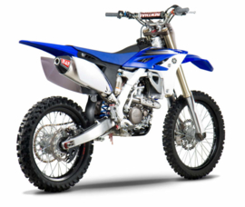 Yoshimura Compleet uitlaat systeem RS4-E rvs demper /carbon eindkap Yamaha YZ 250F 2007-2013