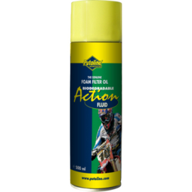 Putoline Action Fluid BIO luchtfilter olie 600 ml aerosol
