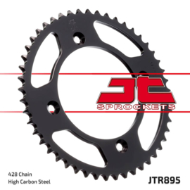JT achtertandwiel staal KTM SX 85 2004-2018 & SX 105 2007-2011 & Husqvarna TC 85 2014-2018
