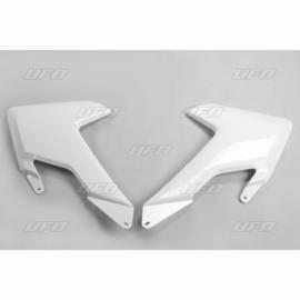 UFO radiator kappen Husqvarna TC 125 2016-2018 & TC 250 2017-2018 & FC 250/350/450 2016-2018 & TE 250 2017 & TE 300 2017-2018 & FE 250/350/450/501 2017-2018