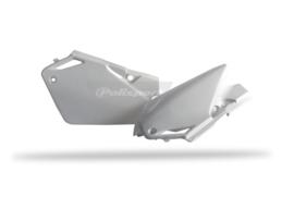 Polisport zijpanelen wit voor de Honda CR85R/RB 2003-2008