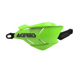 Acerbis handkappen X-Factory groen/zwart