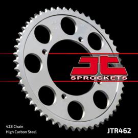 JT achtertandwiel staal ( voor 428 ketting ) Kawasaki KX 80 1986-2000 & KX 85 2001-2018 & KX 100 1987-2018 & Suzuki RM 100 2003