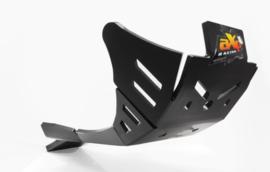 AXP HDPE X-Treme Enduro blokbescherming zwart Sherco SEF-R 450/500 2019