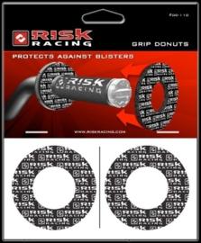 Risk Racing donuts grip voor op uw handvaten