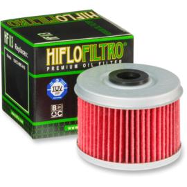 Hiflofiltro oliefilter Honda TRX 350/D Fourtrax/Foreman 1986-1989 & TRX 350 Rancher 2000-2007 & TRX 350EX Sportrax 2002 & TRX 500 Foreman 2005-2009