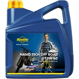 Putoline Nano Tech 4+ 10w60 4 liter