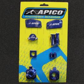 Apico Bling bling pack blauw KTM SX 65 2016-2018 & Husqvarna TC 65 2017-2018