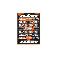Universele sticker kit voor KTM
