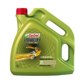 Castrol Power 1 volledig synthetische 2 takt olie 4 liter