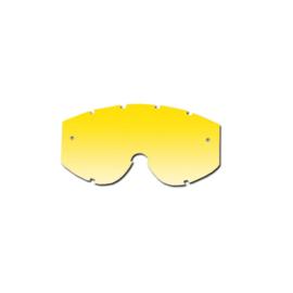 ProGrip lens geel voor progrip brillen zonder roll off voor Progrip 3201/3204/3301/3450