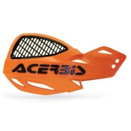 Acerbis handkappen MX Vented Uniko oranje/zwart