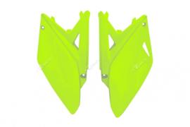 Rtech zijpanelen Neon Geel voor de RM-Z 450 2008-2017