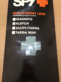 Spy replacement lens Klutch smoke